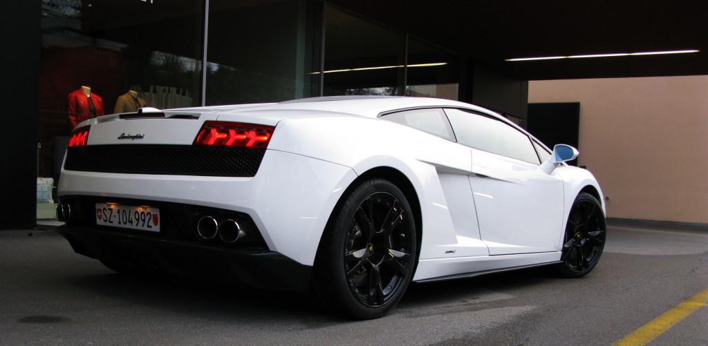 Lamborghini Gallardo LP560 mieten