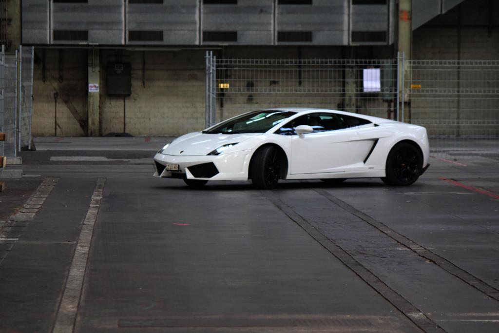 Sportwagen selber fahren - Vermietung
